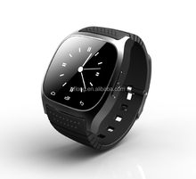 Fashion M26 Bluetooth Smart Watch With sleep monitor For IOS Android Mobile Phone