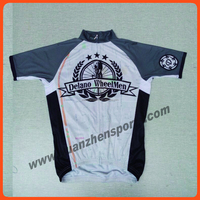custom coolmax cycling jersey as your artwork
