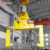 125t double girder insulation overhead casting crane for sale