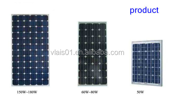 High efficiency solar panel best price per watt solar panels 300w