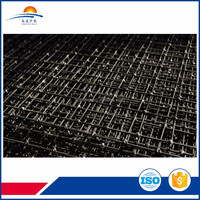 Anti-static resin fiberglass mesh for underground mine
