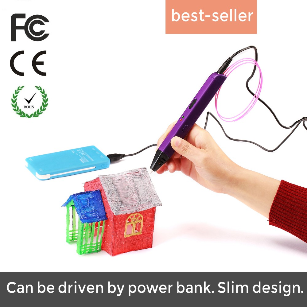 3d printer pen from Jer Education the 1st manufacturer from China