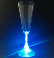 promotional gifts led plastic cup led light up plastic flashing champagne cup