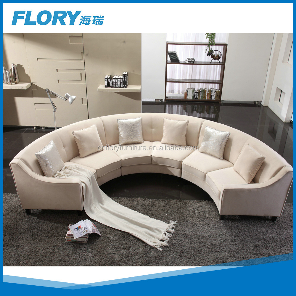 2012 August new Round sofa design 902#