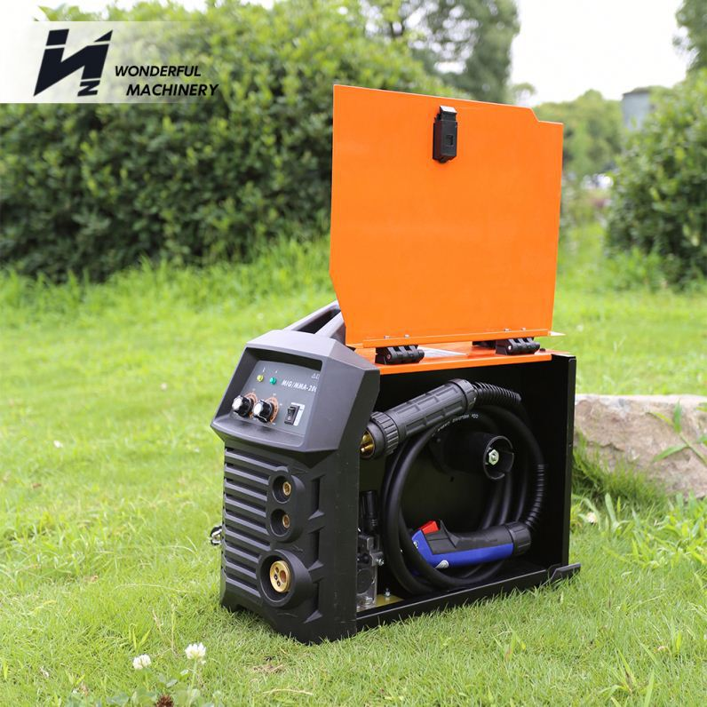 Factory best new design mig welding machine specification