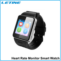 Letine WP04 heart rate smart watch with MTK6260 Smart watch phone for samsung galary note 4 bulk buy from China