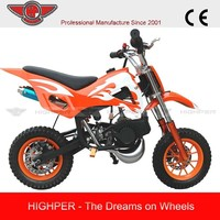 New cheap racing 49cc off road use dirt bike for kids(DB504)
