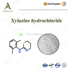 Factory supply high quality Xylazine powder / Xylazine HCl 99% in stock fast delivery