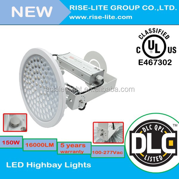 Indoor Outdoor Stadium Gym dimmable induction IP65 led high bay light 100w led bulb