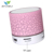 High quality promotional super bassled light wireless a9 bluetooth speaker