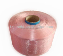 manufactured high quality polyester twisted yarn for webbing