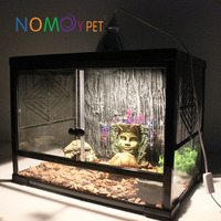 Nomo Pet Reptile Display Rack Cases, Reptile Pet Product, Pet Repptile Product