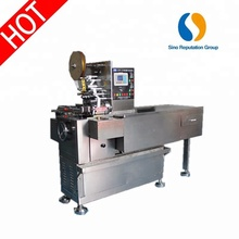 Food processing machinery automatic fold packaging wrapping machine