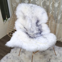 ROWNFUR Russia sheepskin carpet for sale