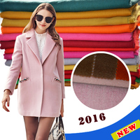 Factory wholesale wool fabric,100% wool fabric for coats