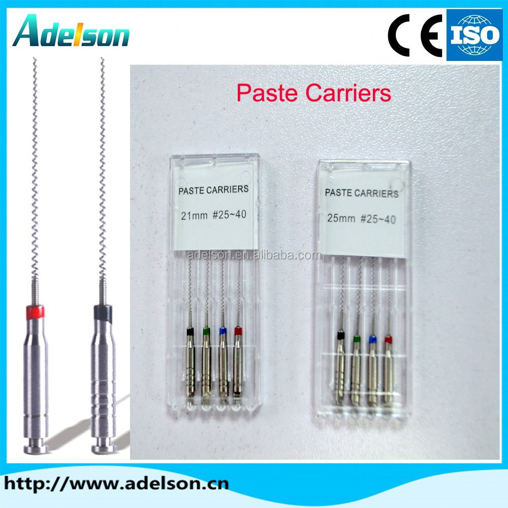 High quality Best Sale dental Paste Carriers,Carriers for dentist