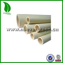 Plastic CPVC Plumbing Pipe Hot Water Heating Pipe