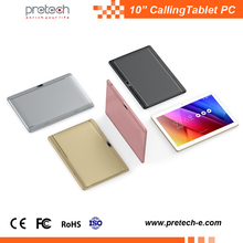 ShenZhen best high end 10 inch phablet MTK8735W quad core android tablet with HDMI slot and Bluetooth 4g call tablet