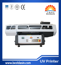 A3 Size 6 Color small format uv flatbed printer for ID card, Phone Case,Pen, CD, Leather,Metal,Wood ect
