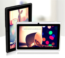 7 inch Capacitive Touch Screen 1.2GHz 512M 4G MID Tablet PC for kids