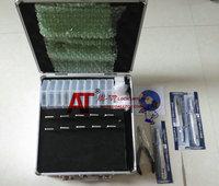 New car key combination tool accessories whole set 10kinds Car key restructuring tool key molding tool lock pick locksmith