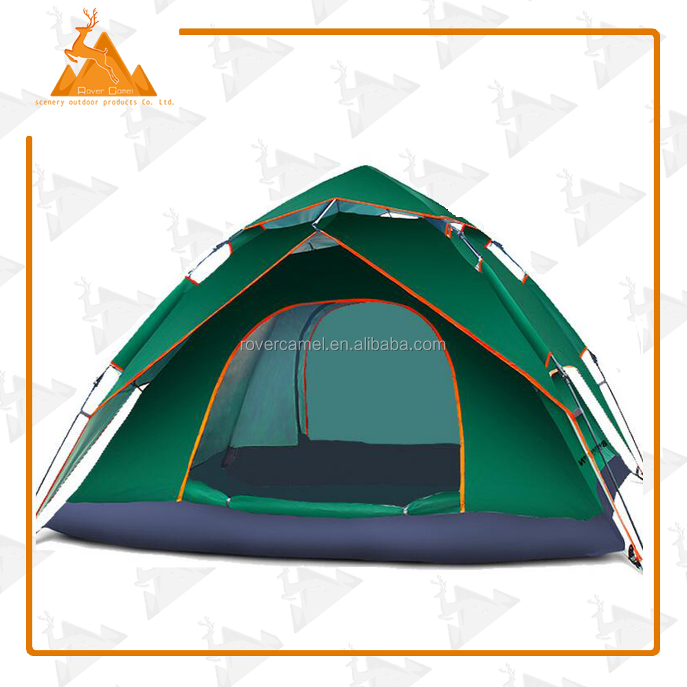 Outdoor Camping Tent Tourist Double Layer Outdoor Tent
