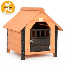 Luxury Wooden Dog House Pet House