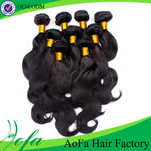 Latest hot selling virgin human hair extensions south africa