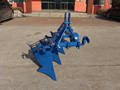 Heavy duty three-furrow plough for tractor