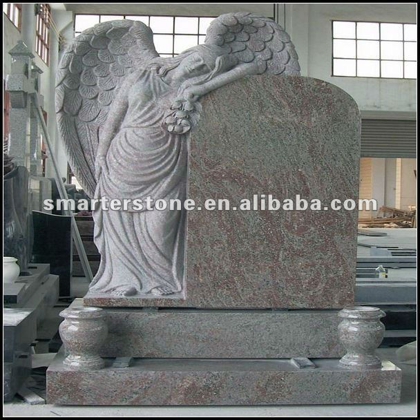 Angel gravestone western types of tombstones