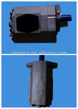 Hydraulic drive gear motor for water pump