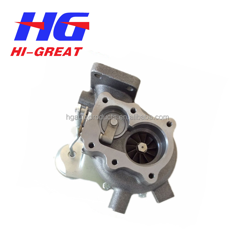 Auto Spare Parts TD20 Turbo 14411-62T00 047-263 Turbocharger for Japanese Car
