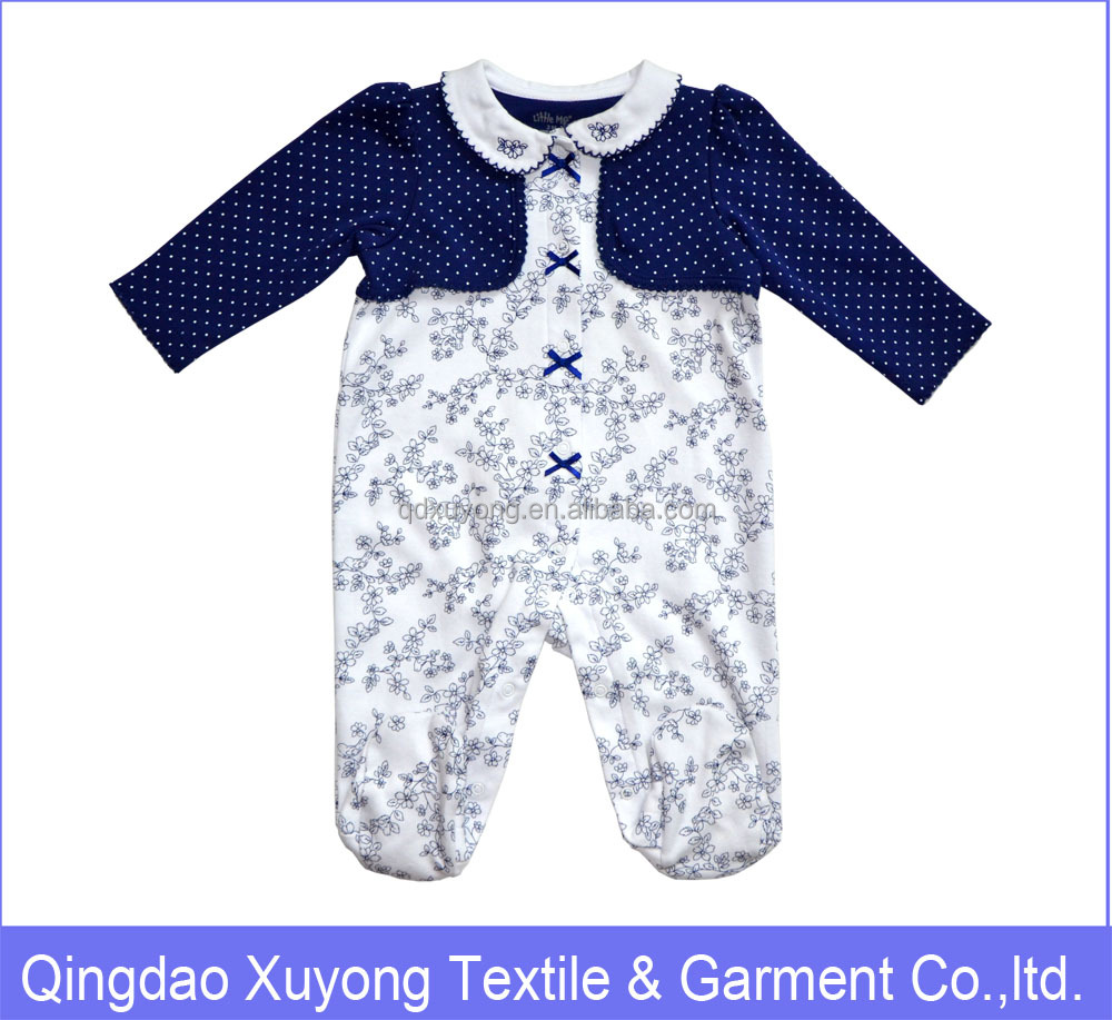 2017 wholesale Spring Fall Girl Baby Wears children