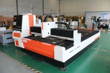Metal crafts 500W/300W fiber laser cutting machine