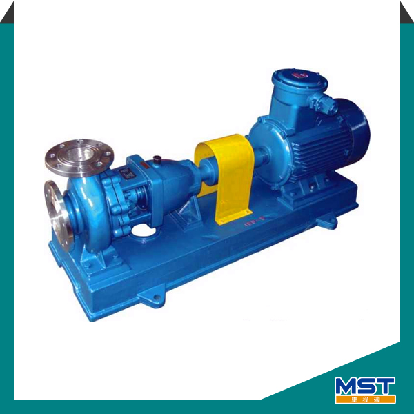 SS304 horizontal nitric acid circulation pump