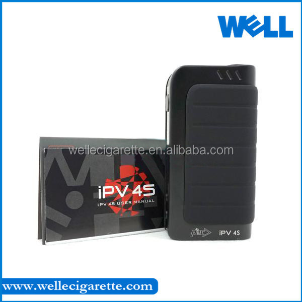 Hot Sell Pioneer4You IPV4S 120W Box Mod Tempreture Control Upgraded IPV4 with SX330 V4S Chip/ In Stock