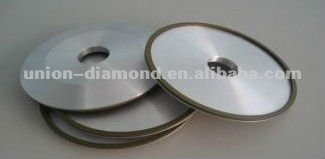 diamond and CBN grinding wheels for tungsten carbide