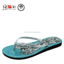PU slippers soft sole heel flip flop