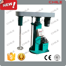 7.5kw big square column Hydraulic Lifting Disperser for mixing