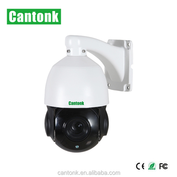 1080P HD IP CCTV 36x optical zoom IP66 high speed dome PTZ camera auto tracking people