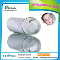 High Purity Pure Hyaluronic Acid Products Sodium Hyaluronate Powder For Skin