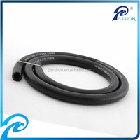 Anti-aging oil and wear resistant weaving fiber braided rubber fuel hose 3/4 inch