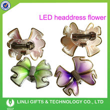 New Bowknot Lighted LED Hair Decoration