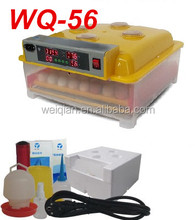 good quality 56 eggs mini chicken hatchery machine price
