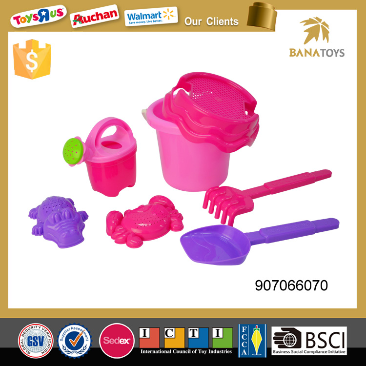Summer toy sand beach bucket toys set for sale
