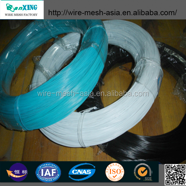 price-off !!!anping Single loop tie pvc wire (factory direct selling)
