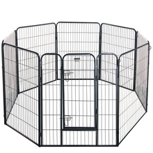 China supply Large outdoor large steel dog cage