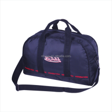 Wholesale Modern design sport polo travel bag canvas duffle bag