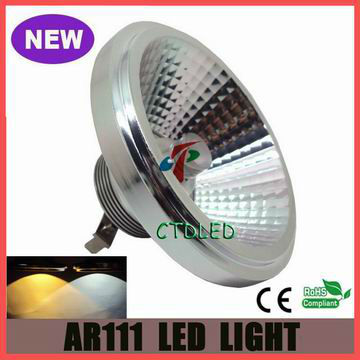 G53 Reflector Led Ar111 Dimmable Cob Qr111 Led Lamp