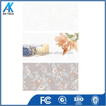 250x400 mm commercial digital kitchen wall tile and like stone backsplash